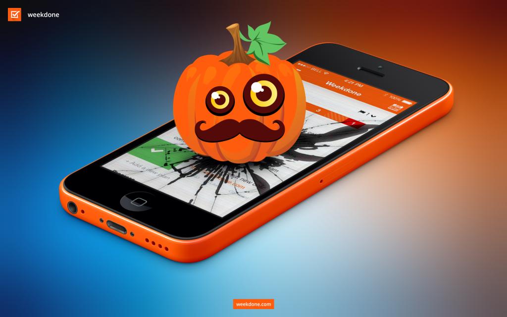 Halloween desktop wallpaper HD free download