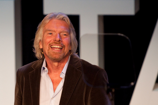 Richard Branson on remote teams