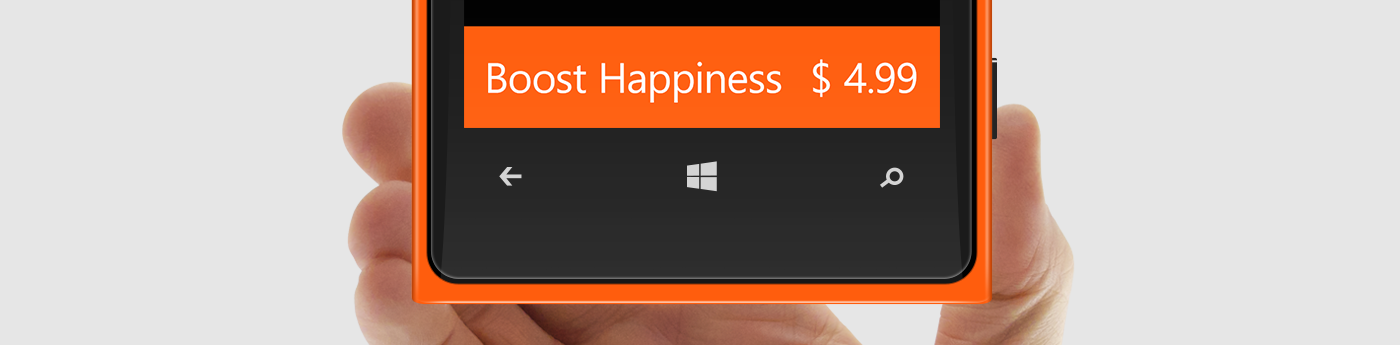 Weekdone Happiness Boost Windows Phone