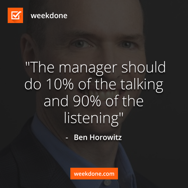 Horowitz-efficient meetings