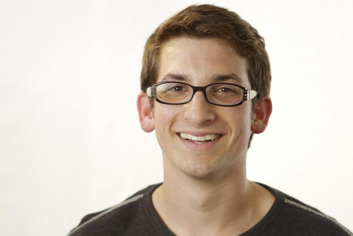 Jonathan Simkin, founder of a startup Swyft