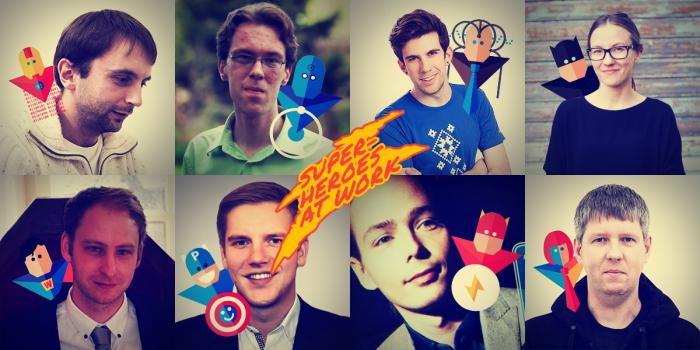 Weekdone - Team of Superheroes