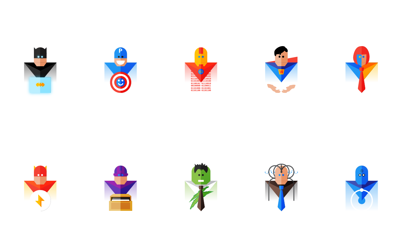 Using Company Values to Unleash the Superheroes in Your Team