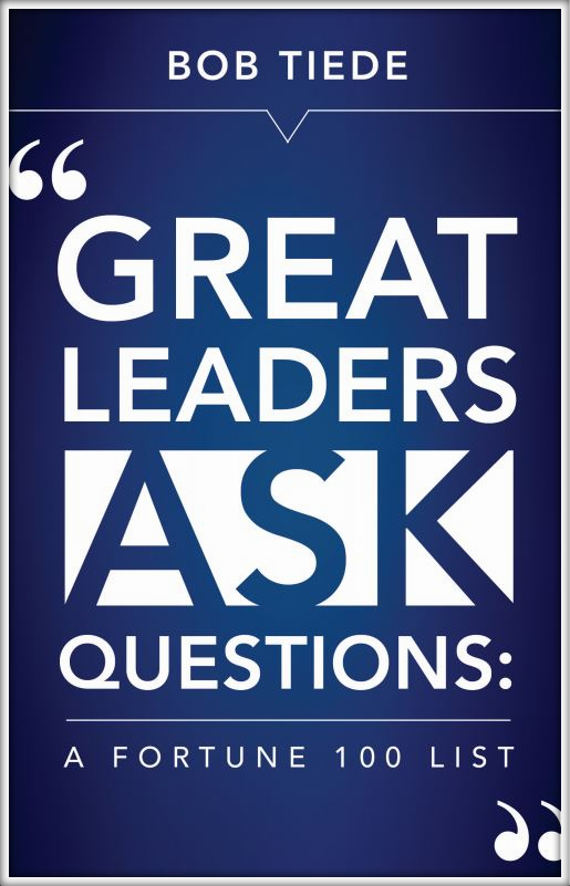 Why good leadership is the art of asking the right questions