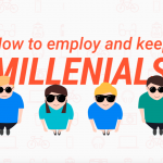 How to Employ and Keep Millennials [Infographic]