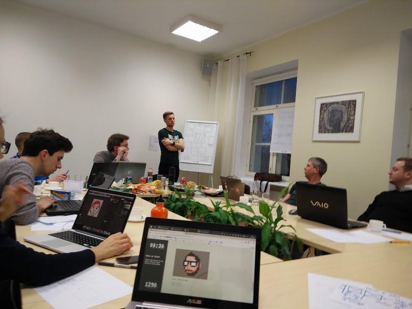 Weekdone Hackathon: Best of Team-building