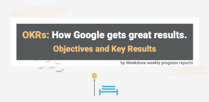 Google Goals and the importance of organizational communication in business