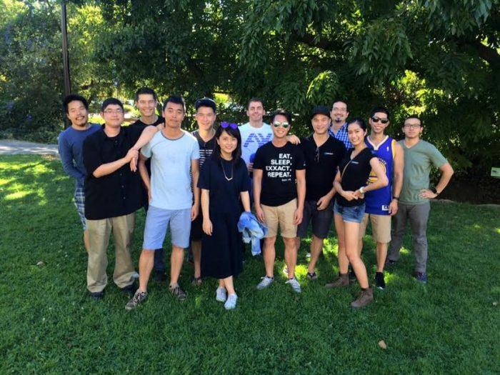 Exxact's team