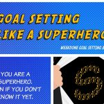Setting Goals Like a Superhero [Infographic]