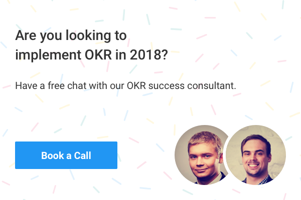 Top 9 OKR Resources of 2017