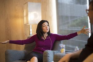 3 Lessons from Sheryl Sandberg