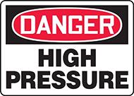 Good Pressure, Bad Pressure