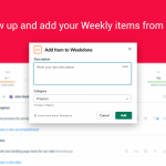 Reduce context switching and improve productivity with Weekdone Slack integration