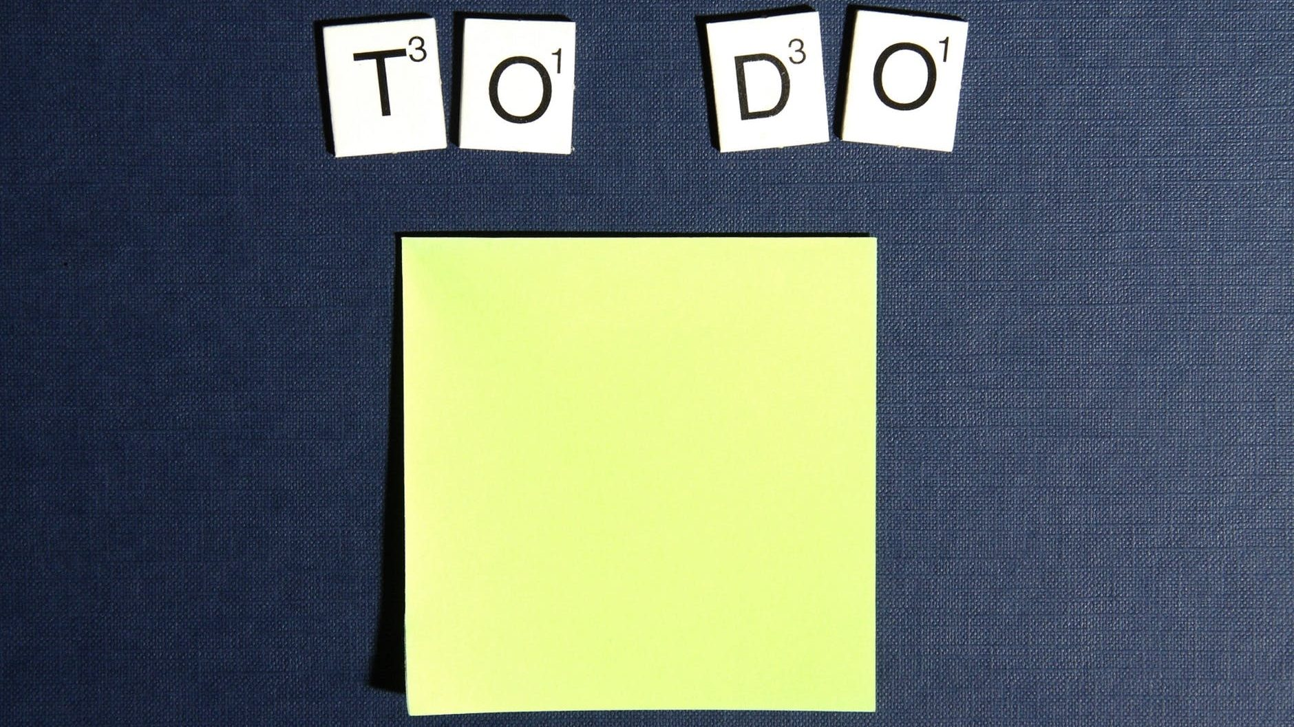 To-Do List Bankruptcy Aftermath: Plans, Progress, Problems