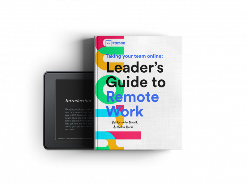 Leader's Guide to Remote Work