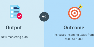 Outputs vs Outcomes -  Do You Know  the Difference?