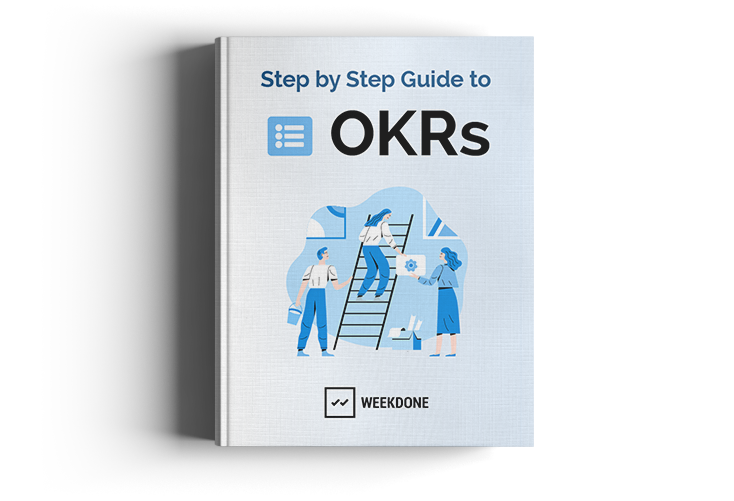 Our Updated Step by Step - Guide to OKRs