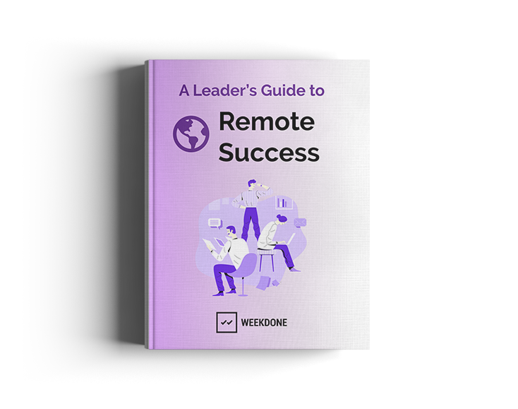 A Leader's Guide to Remote Success