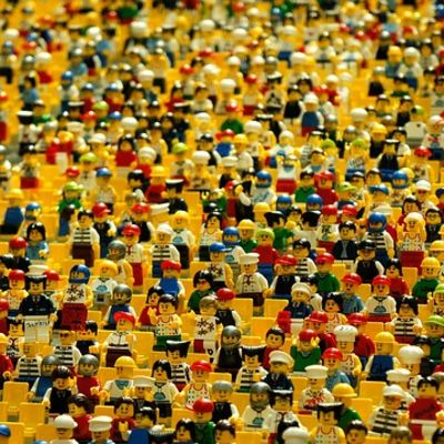 How LEGO built the foundations and enterprise capabilities for digital leadership